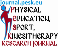 Physical Education, Sport, Kinesitherapy (Physiotherapy) Research Journal